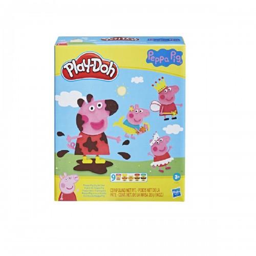 PLAY-DOH PEPPA PIG CREA Y DISEÑA
