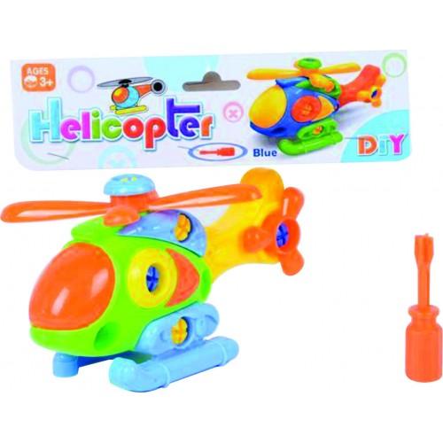 HELICOPTERO DIDACTICO BOLSA
