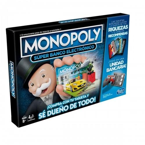 JUEGO DE MESA MONOPOLY SUPER BANCO ELECTRONICO