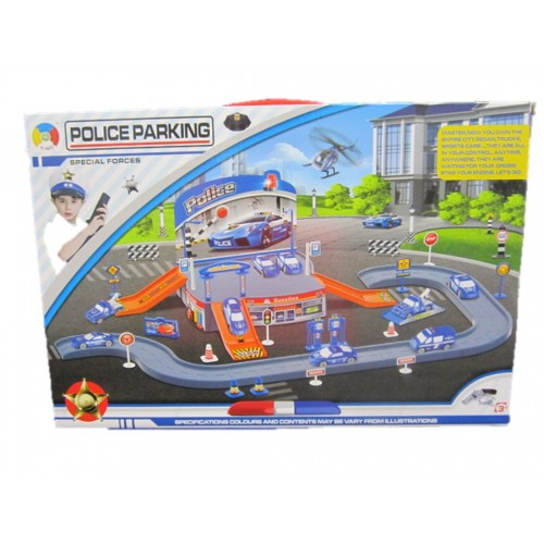 SET PARKING SPECIAL FORCES CAJA