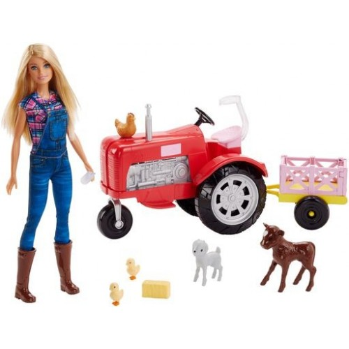 BARBIE CAREERS CON GRANJA