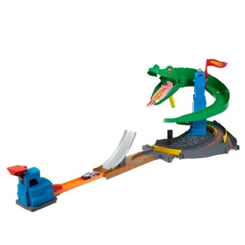 HOT WHEELS CITY ATAQUE DE COBRA