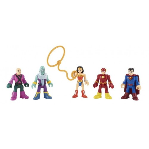 F-P IMAGINEXT DC SUPER FRIENDS SURTIDO DE FIGURAS