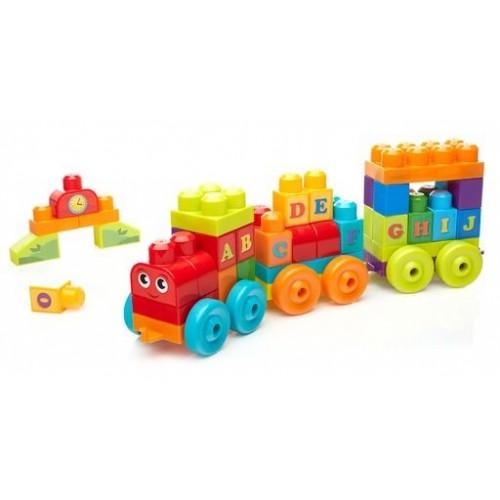 MB ABC Tren de Aprendizaje (60 piezas)