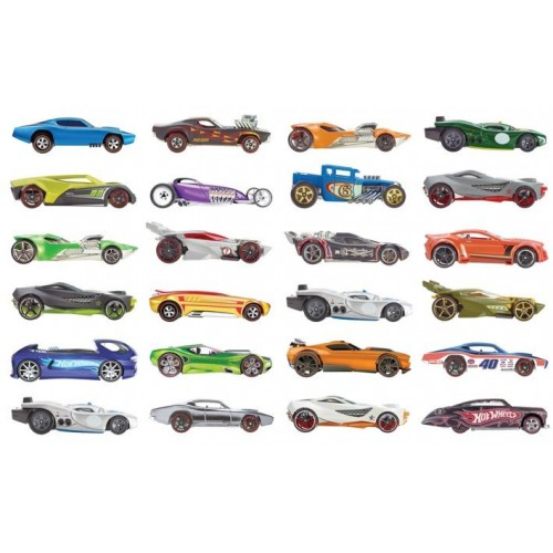 HOT WHEELS AUTOS BÁSICOS
